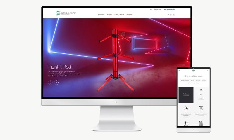 Unser neu gestalteter Webauftritt
