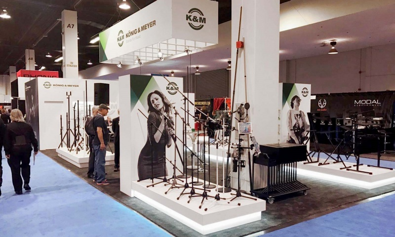 Join us for the next NAMM Show in Anaheim