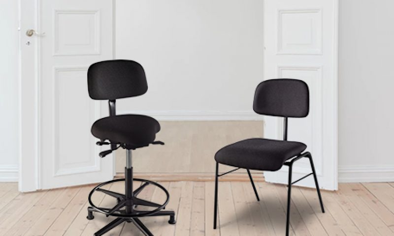 Brand-new line of chairs for musicians and orchestras