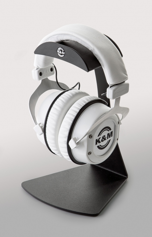 Headphones table stand