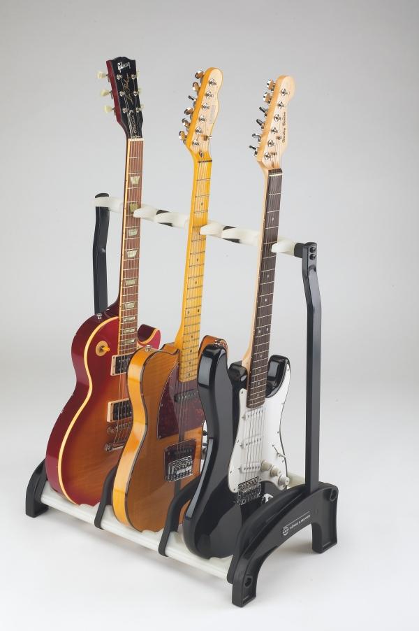 3-fach Gitarrenständer »Guardian 3«