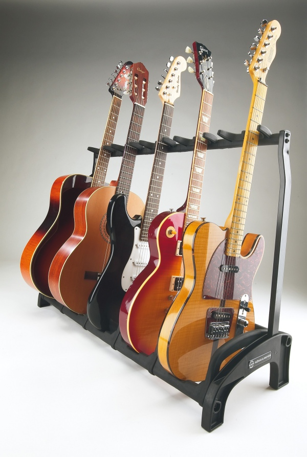 5-fach Gitarrenständer »Guardian 5«