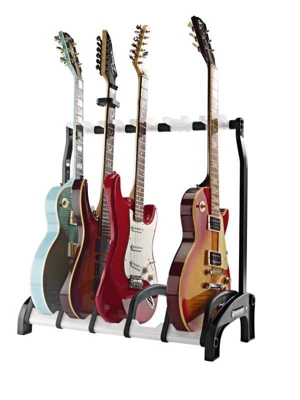 5-fach E-Gitarrenständer »Guardian 5«
