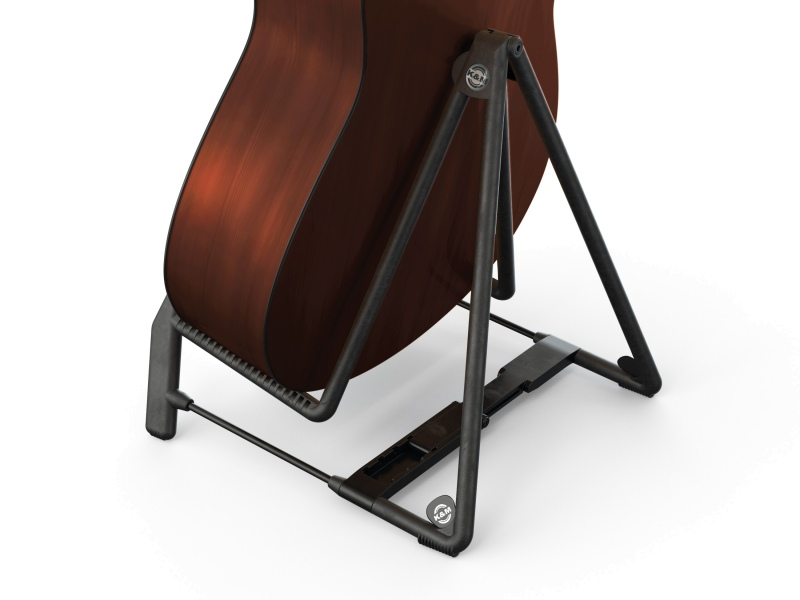 A-guitar stand »Heli 2«