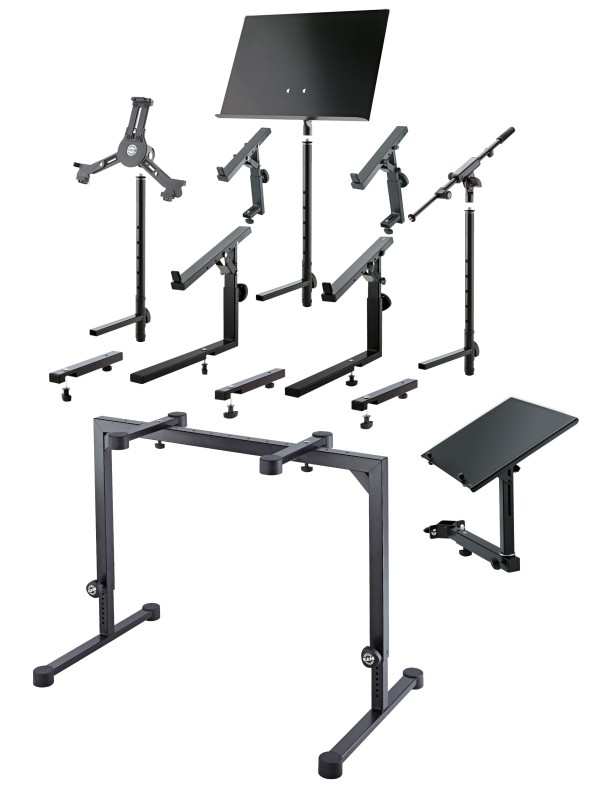 Table-style keyboard stand »Omega«