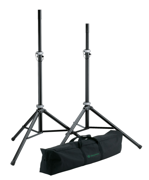 Speaker stand package