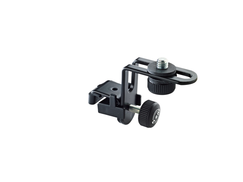 Microphone holder for drums