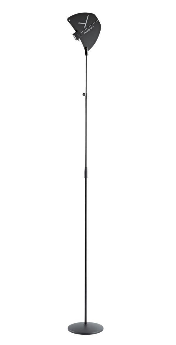 Mikrofonstativ - Rohrkombination