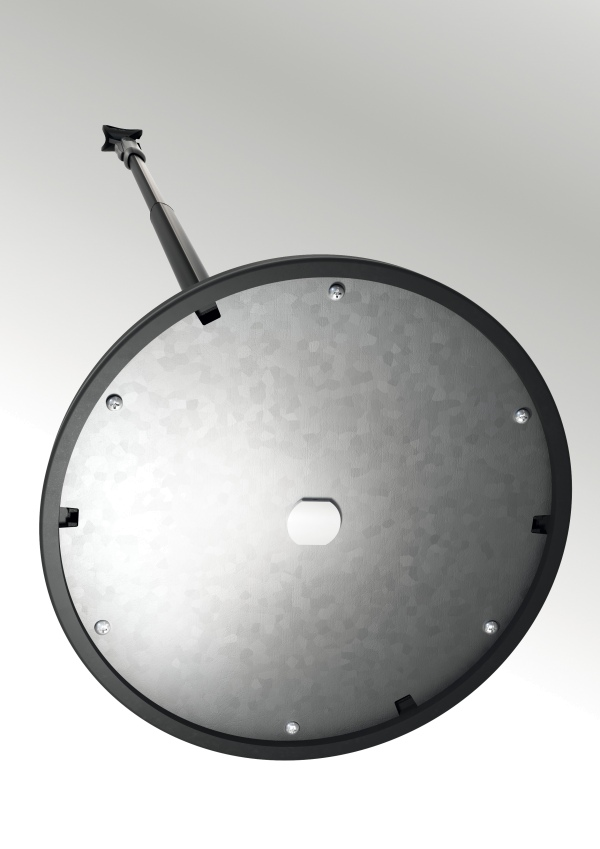 Einhand-Mikrofonstativ »Elegance«