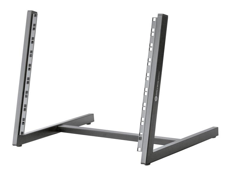 Rack desk stand